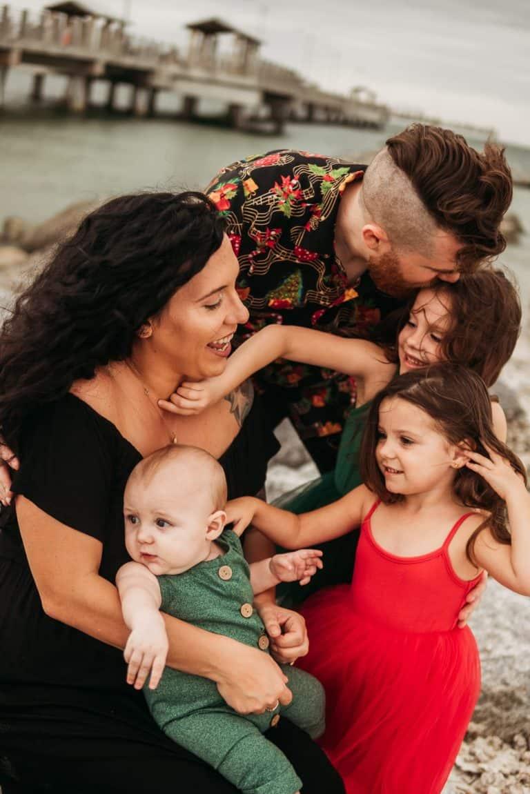 Joanna Family- Ft Desoto Family Photos