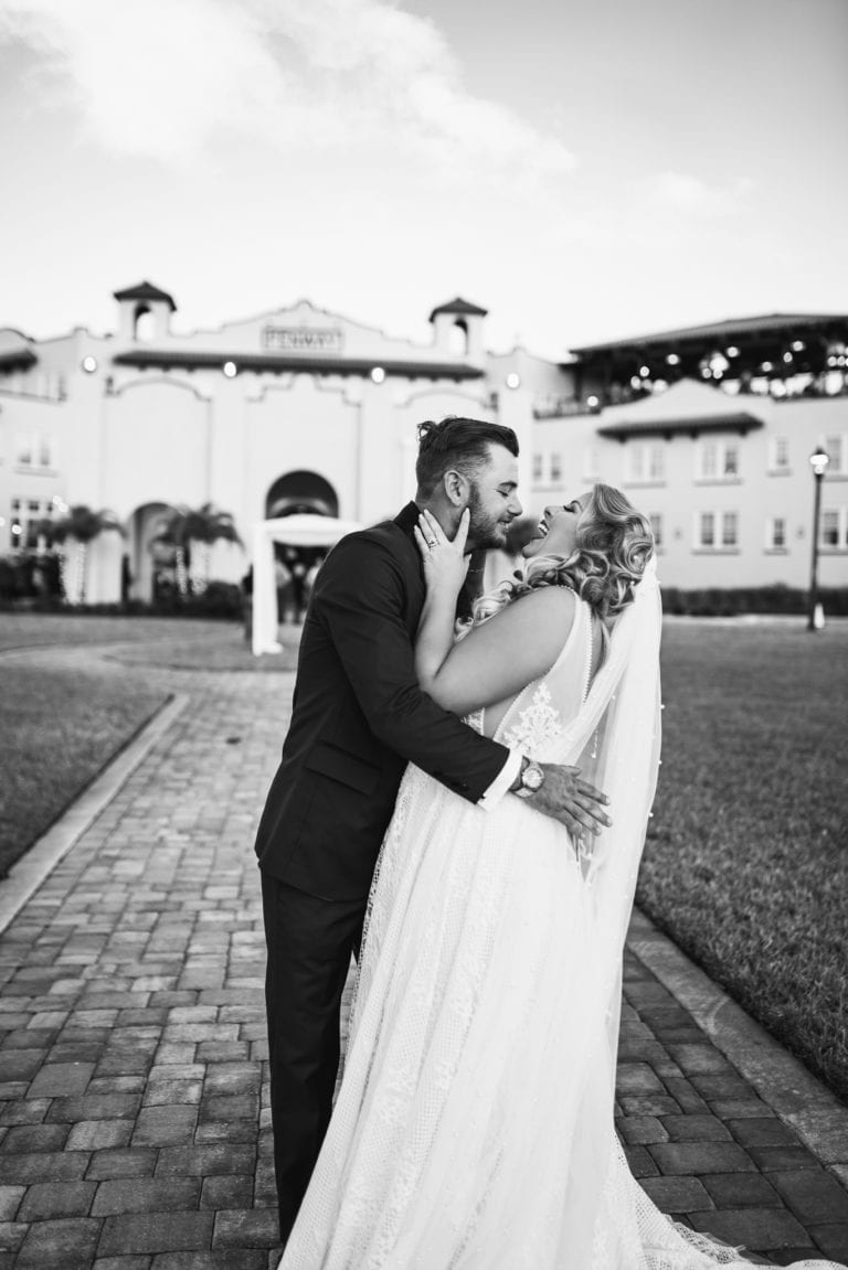 Greg and Taylor June- Fenway Hotel Wedding, Dunedin FL