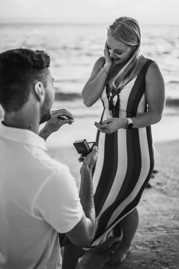 boyfriend proposing