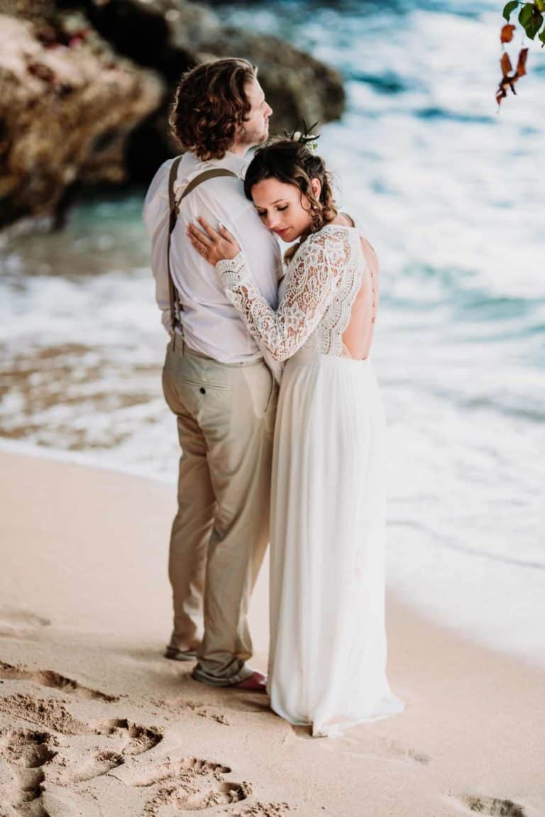Sadie & Brandon – Jamaica Wedding