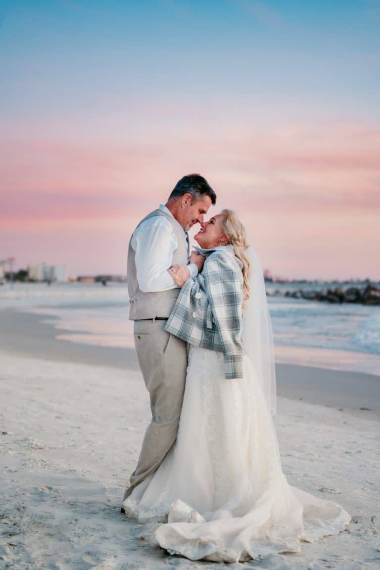 Robin & Todd – St Armands Wedding Day