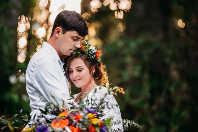 Sunken Gardens Wedding – Saint Petersburg, Florida